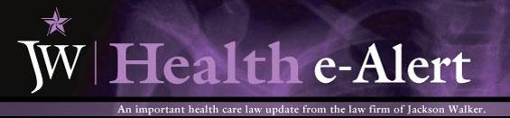 Health Care e-Alert