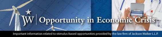 Opportunity in Economic Crisis e-Alert
